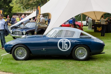 Ferrari 166 MM berlinetta by Pininfarina 1953 side