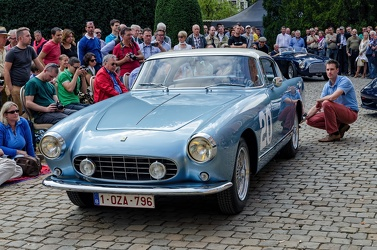 Ferrari 250 GT alloy berlinetta by Boano 1956 fl3q