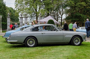 Ferrari 250 GTE S2 1962 grey side