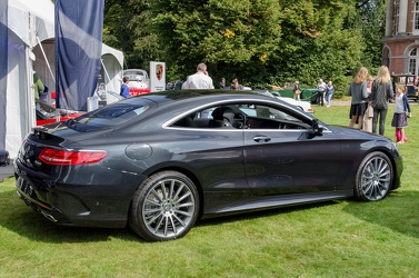 Mercedes S 500 AMG-line coupe 2014 r3q