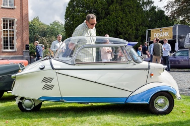 Messerschmitt KR200 1955 side