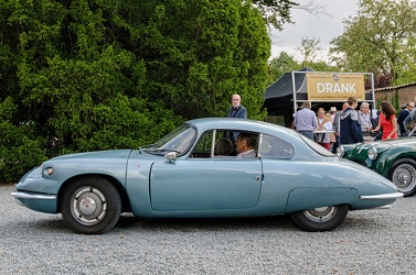 Panhard CD 1963 side