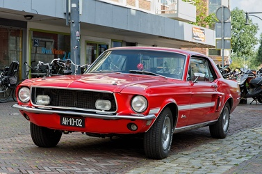 Ford Mustang S1 California Special GT/CS 1968 fl3q