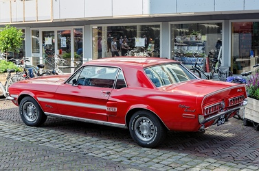 Ford Mustang S1 California Special GT/CS 1968 r3q