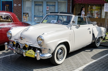 Studebaker Champion Regal convertible coupe 1952 fl3q