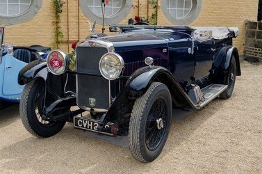 Alvis Silver Eagle touring by Cross & Ellis 1932 fl3q