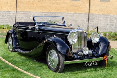 Bentley 4.25 Litre DHC by Veth 1936 fr3q