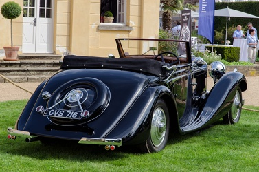 Bentley 4.25 Litre DHC by Veth 1936 r3q