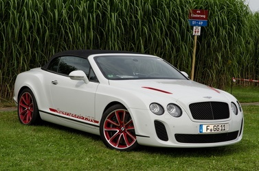 Bentley Continental GTC S1 Supersports ISR 2012 fr3q