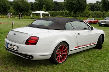 Bentley Continental GTC S1 Supersports ISR 2012 r3q