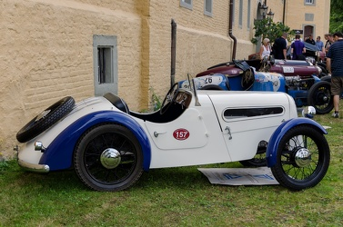 BMW 3/15 PS DA 2 Sport 800 roadster by Ihle 1930 side