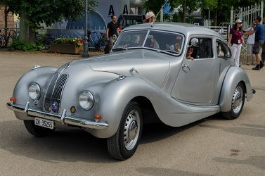 Bristol 400 2-door saloon 1948 fl3q