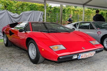 Lamborghini Countach LP400 by Bertone 1975 red fr3q