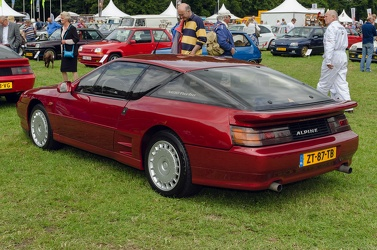 Alpine A610 Turbo 1991 r3q