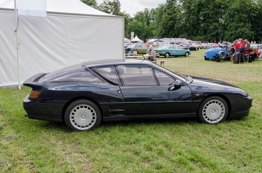 Alpine A610 Turbo 1993 side