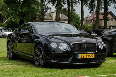 Bentley Continental GT S2 V8 2012 fr3q