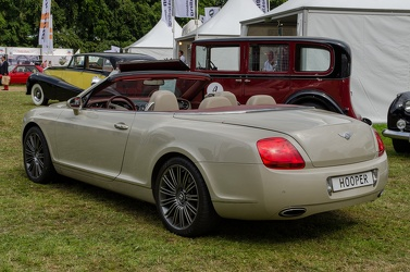 Bentley Continental GTC S1 2007 r3q