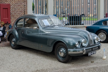 Bristol 401 2-door saloon 1953 fr3q