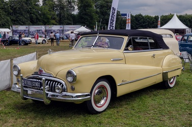Buick Super convertible coupe 1948 fl3q