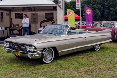 Cadillac 62 convertible coupe 1961 fl3q