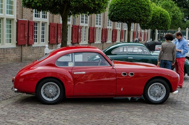 Cisitalia 202 SC berlinetta by Pininfarina 1950 side