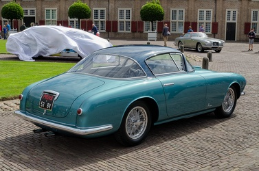 Fiat 8V MM berlinetta by Vignale 1953 green r3q