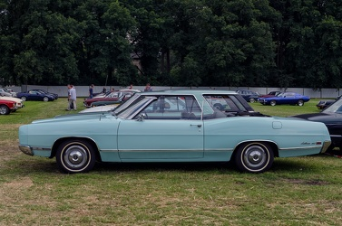 Ford Galaxie 500 convertible coupe 1969 side