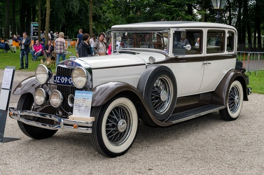 Lincoln Model L 4-door sedan 1929 fl3q