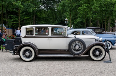 Lincoln Model L 4-door sedan 1929 side