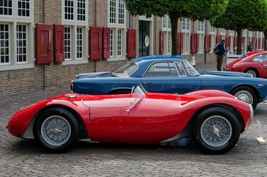 Maserati A6G/53 CS barchetta by Fantuzzi 1953 side