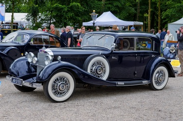 Mercedes 380 4-door sedan 1933 fl3q