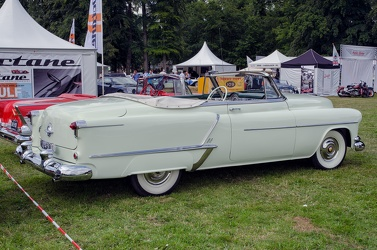 Oldsmobile Super 88 convertible coupe 1953 r3q
