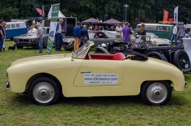 Panhard X87 Dyna Junior 1954 side