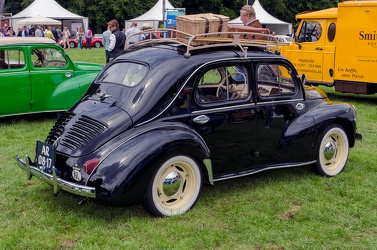 Renault 4 CV Grand Luxe 1954 r3q