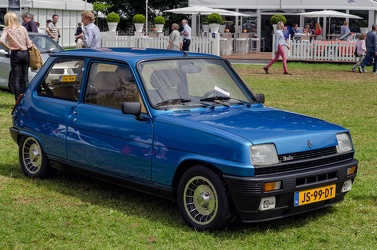 Renault 5 S1 Alpine Turbo 1983 fr3q