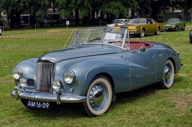 Sunbeam Alpine Mk III by Thrupp & Maberly 1954 fl3q