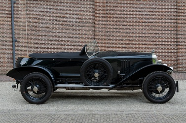 Vauxhall 30/98 HP Type OE Wensum tourer 1924 side