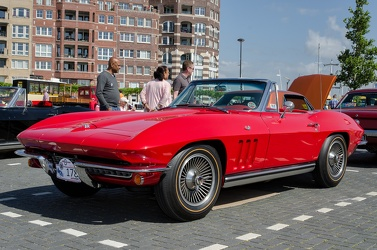 Chevrolet Corvette C2 Sting Ray convertible roadster 1965 fl3q
