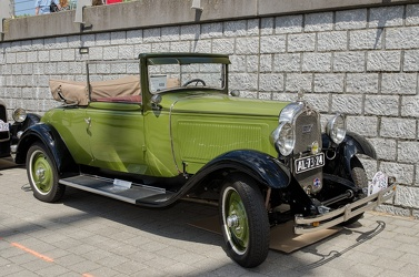 Citroen AC6 cabriolet decapotable 2-places 1929 fr3q
