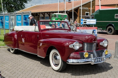 Lincoln Continental cabriolet 1942 fr3q