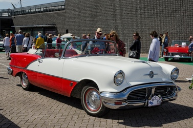 Oldsmobile Super 88 convertible coupe 1956 fr3q