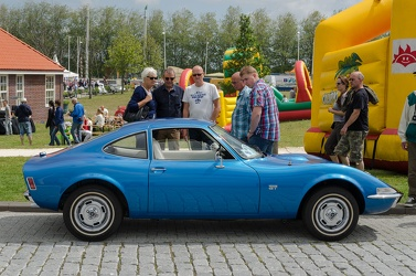 Opel GT 1900 US 1969 side