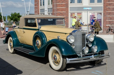 Packard 1101 Eight coupe roadster 1934 fr3q