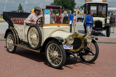 Riley 12/18 HP tourer 1908 fr3q