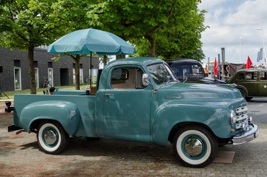 Studebaker 2R5 pick-up truck 1949 side