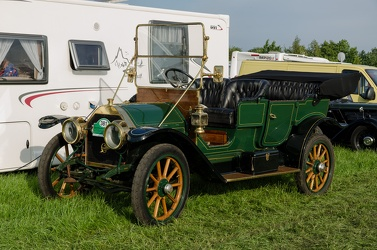 Cadillac Model 30 tourer 1911 green fl3q