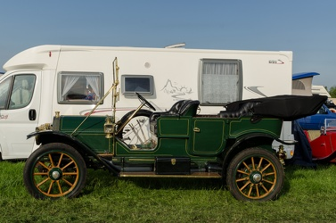 Cadillac Model 30 tourer 1911 green side