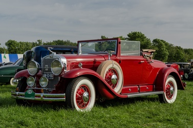 Cadillac Series 353 V8 convertible coupe 1930 fl3q