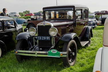 Chevrolet International 4-door sedan 1929 fl3q