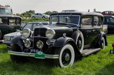 Lincoln Model KB 4-door sedan 1932 fl3q